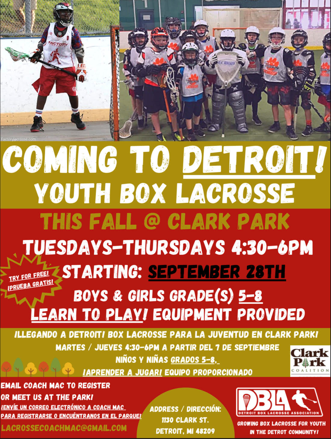 Youth Box Lacrosse - 09-28-2021